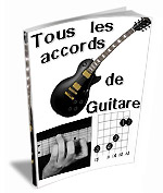 Tous les accords de Guitare de Steve James